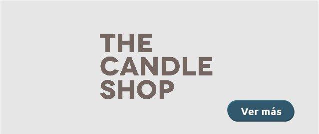 the candle shop tarjeta