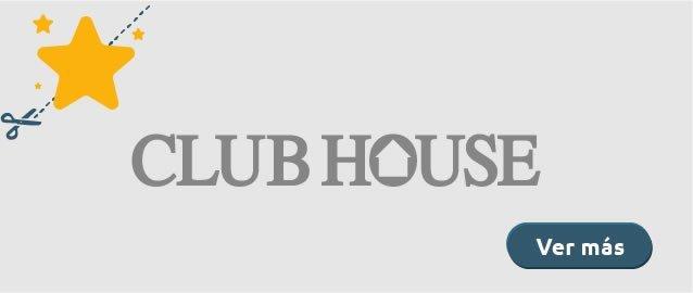 club house tarjeta e sale